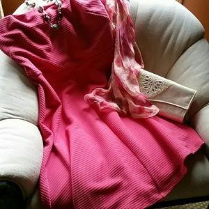 Beautiful Strapless Dress
